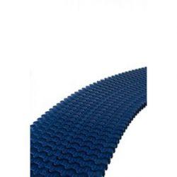 MÓDULO REJILLA TRANSV. PARA CURVAS 245 mm NORMA EN-1345-1 ALTO 35 mm