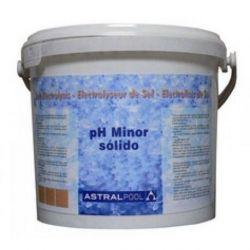MINORADOR DE pH SÓLIDO PARA ELECTROLISIS DE SAL 16 kg
