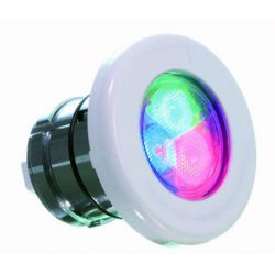 LUMIPLUS MINI RGB V 2.11 ACOPLE RAPIDO / PASAMUROS Ø63mm EMB INOX