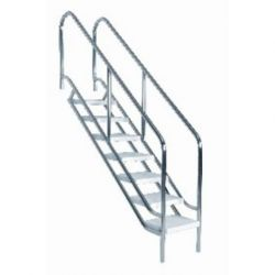 ESCALERA PISCINA PUBLICA MODELO ANCHO 500 mm 8 PELD.