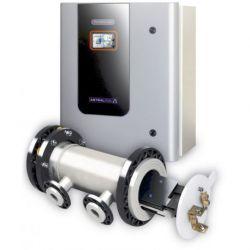 ELECTROLISIS DE SAL PISC. PUBLICA BASIC A-100EX AUTOLIMPIANTE 100 g/h