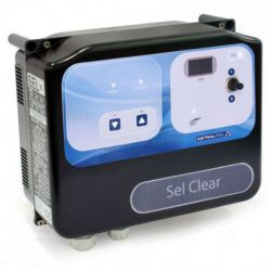 SEL CLEAR 55 + CONTROL BASIC NEXT  pH 1,5 L/H (54042 + 66162)