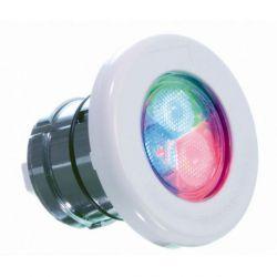 LUMIPLUS MINI DMX RGB V 2.11 ACOPLE RAPIDO / PASAMUROS Ø63mm EMB INOX