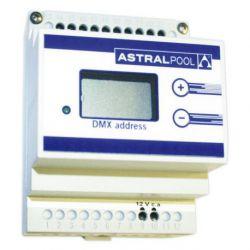 MODULADOR DMX PROYECTOR LEDS / 12VAC