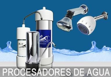 Procesadores de Agua